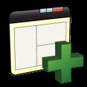 Add, Window Icon