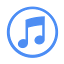 Blue, Itunes Icon