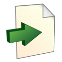 Export, File, To Icon