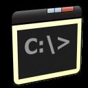Command, Line, Window Icon