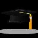 Cap, Trencher Icon