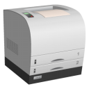Laserjet, Printer Icon