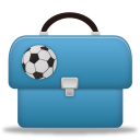 Boy, Schoolbag Icon