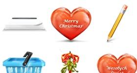 Christmas No 1 Icons