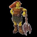 Fiona, Icon Icon