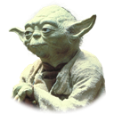 Star, Wars, Yoda Icon