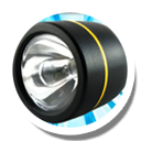 Flashlight, Tiny Icon