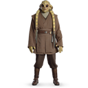 Fisto, Kit Icon