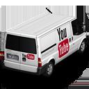 Back, Youtube Icon