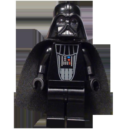 Darth, Lego, Vader Icon