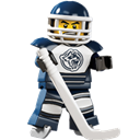 Hockey, Lego, Player Icon