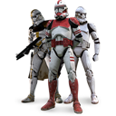 Clone, Troopers Icon