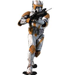 Clone, Cody, Commander Icon