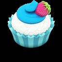 Cupcake, Ocean Icon