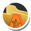 Astofileorg, Round Icon