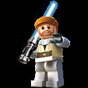 Lego, Obi, Wan Icon