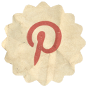Pinterest, Retro Icon