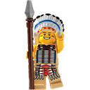 Chief, Lego Icon