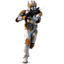 Clone, Cody, Commander Icon