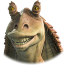 Binks, Jar Icon