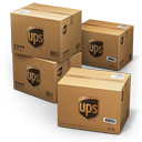 Shipping, Ups Icon