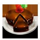 Cake, Chocolate Icon