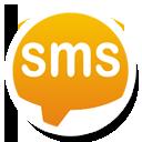 Round, Sms Icon
