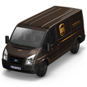 Front, Ups Icon