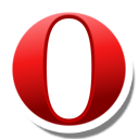 Opera, Round Icon