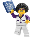 Disco, Lego Icon