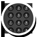 Dialer, Round Icon