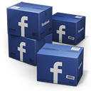 Facebook, Shipping Icon
