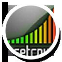 Round, Setcpu Icon