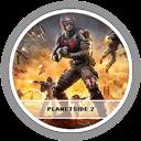 Planetside Icon