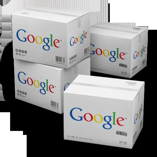 Google, Shipping Icon