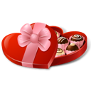 Candybox, Heartshaped Icon