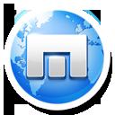 Maxthon, Round Icon