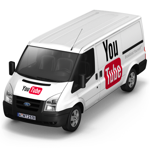 Front, Youtube Icon