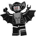 Bat, Lego Icon