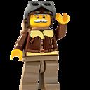 Lego, Pilot Icon