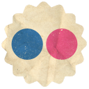Flickr, Retro Icon
