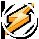 Round, Winamp Icon