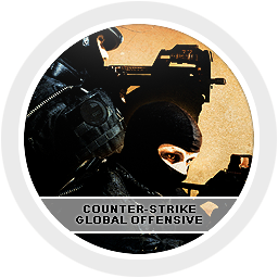 Counter, Global, Offensive, Strike Icon