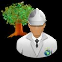 Engineer, Environmental Icon