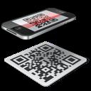 Code, Iphone, Qr Icon