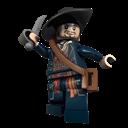 Barbossa, Lego, Pirate Icon