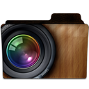 Aperture, Wooden Icon
