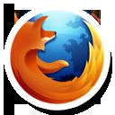 Firefox, Round Icon