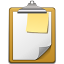 And, Notepad, Notes Icon
