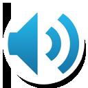 Round, Sound Icon
